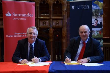 Santander signing