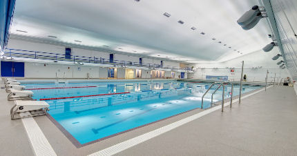 University Swimming Facilities Open To Public After 2 5 Million Investment News University