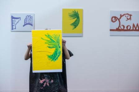 Biennial and children