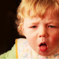 cystic fibrosis research coughing baby