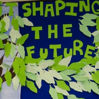 Paper leaves and messages