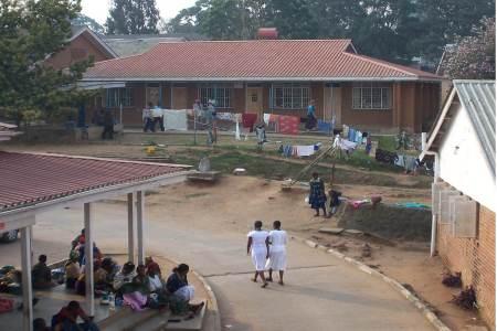 Malawi health centre