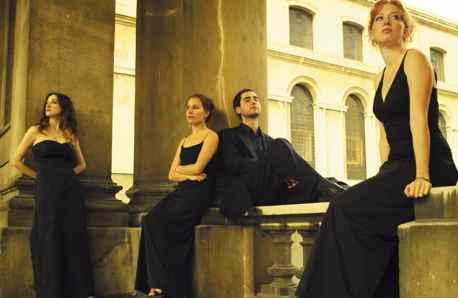 Elysian quartet