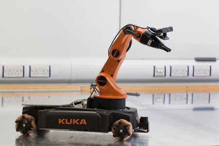 KUKA youBot, Sheffield Robotics