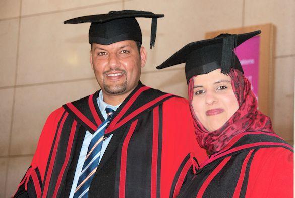 Phd graduation