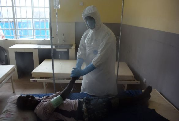 Ebola unit