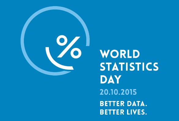 World Statistics Day Logo