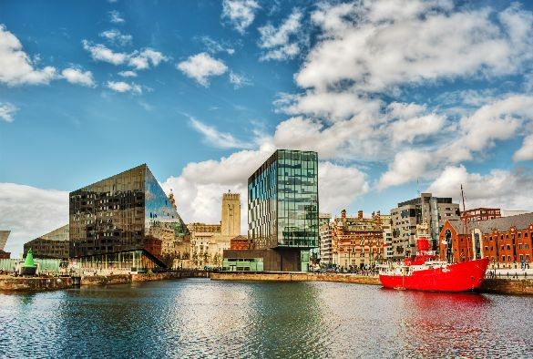 Report launched on state of Liverpool City Region - News
