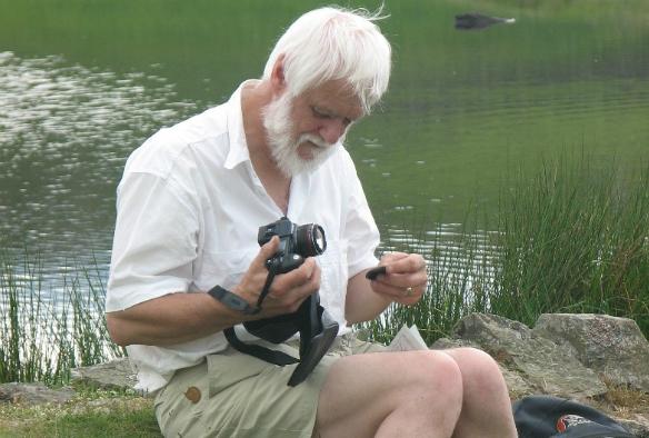 Professor Brian Moss