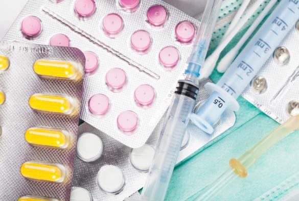 Variety of medicines