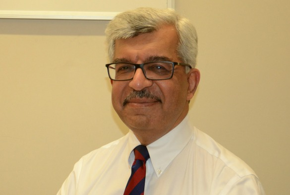 Professor Sir Munir Pirmohamed