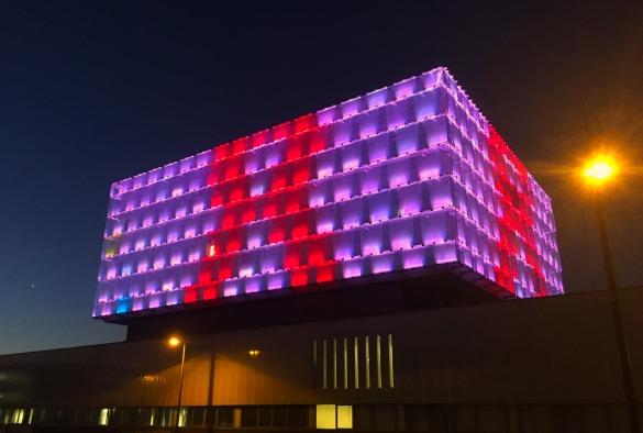 School of Engineering Building, University of Liverpool