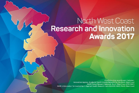 North West Coast Research and Innovation Awards