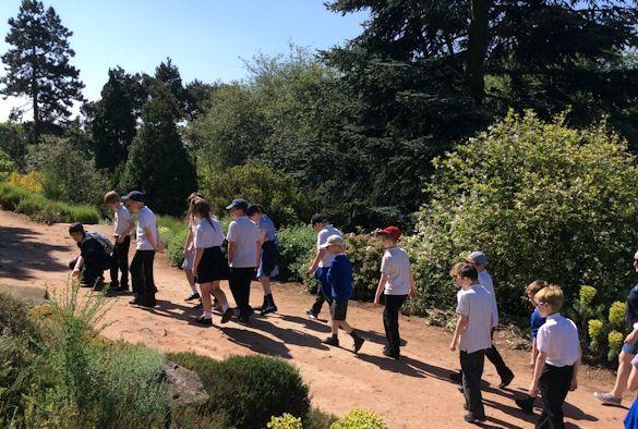 Ness gardens visit 2017