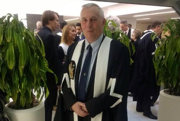Professor Chris Dowrick