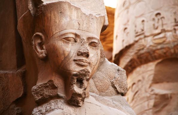 Pharaoh Ramses II