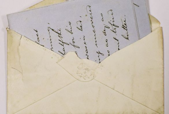 Victorian Love Letters From The Archive