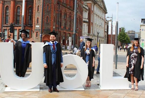 Gallery Graduation 2018 News University Of Liverpool