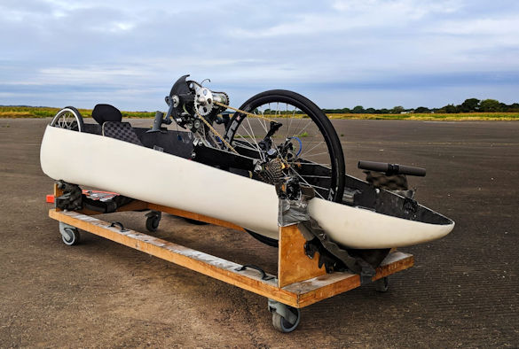 Land Speed Record >> Engineering Students Set Sights On Hand Cycle Land Speed Record