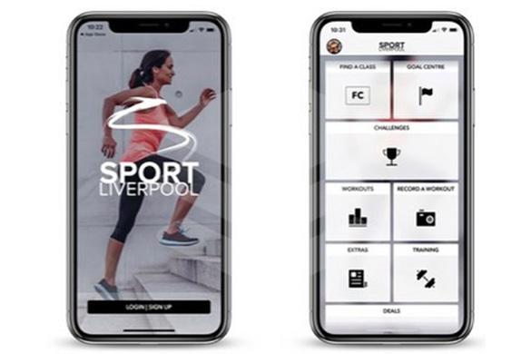 Sport Liverpool App