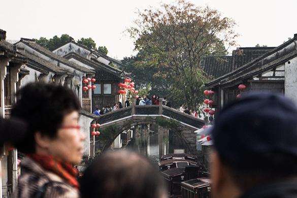 Shantang Street, Suzhou, In pictures: Life in China with Deividas Toleikis