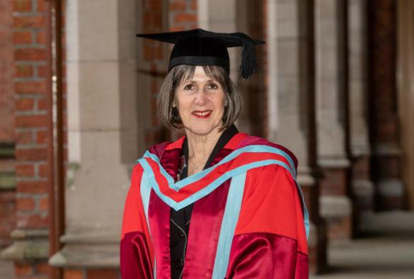 Professor Dame Janet Beer