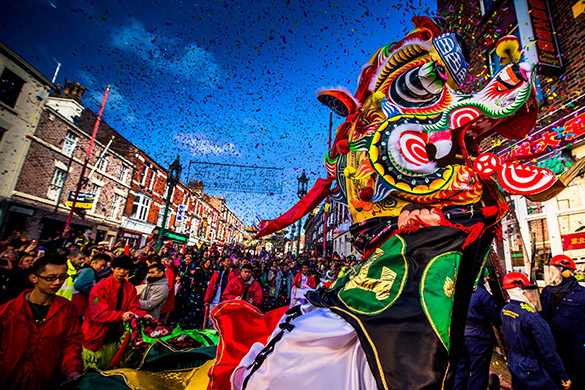 Chinese New Year Liverpool 2019