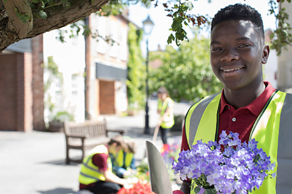 Volunteering University of Liverpool