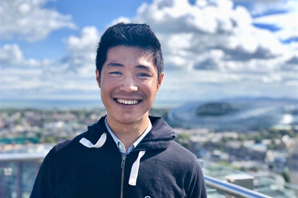 Harrison Tse, Google Customer Engineer