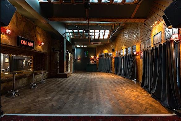 Inside the Music Venue Studio 2