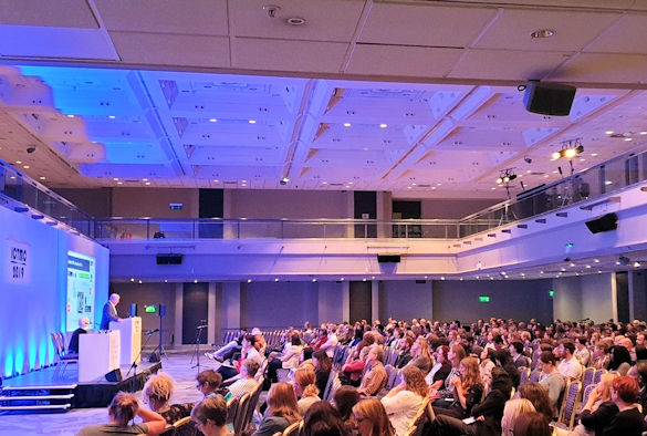 ICTMC Full room view