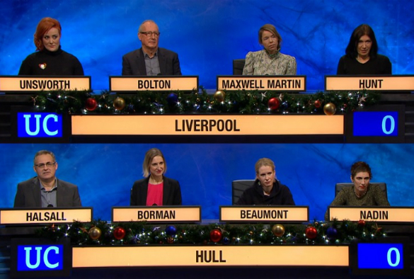 Liverpool University Challenge