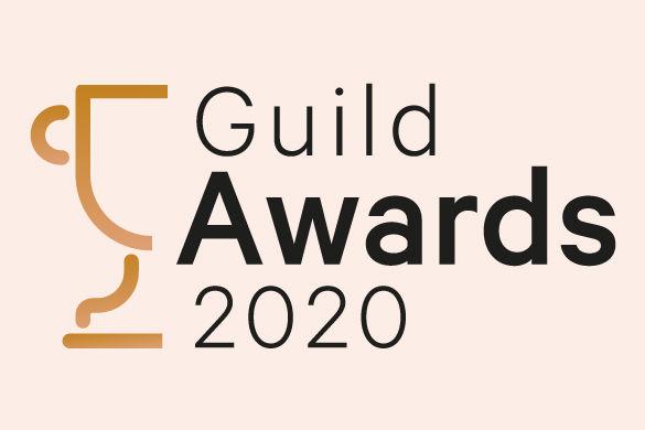 Guild Awards 2020 logo