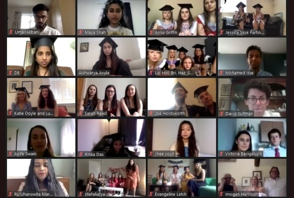 medical graduates screenshot