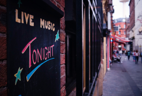 Liverpool music scene