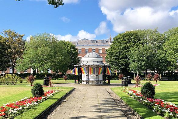 Abercromby Square Pridee