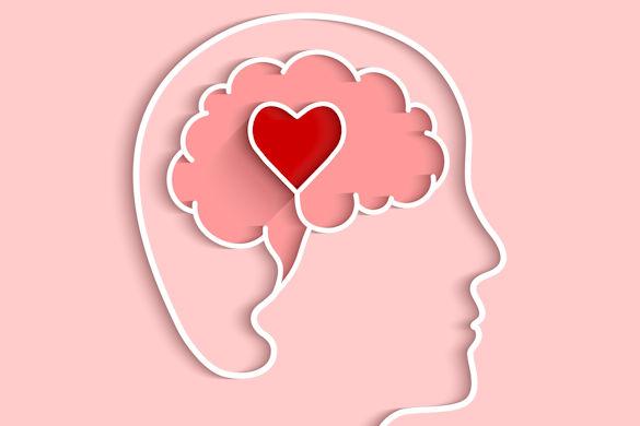 Image showing good mental health