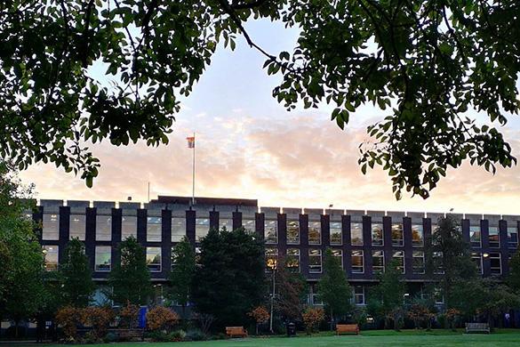 Pride University of Liverpool Sydney Jones Library