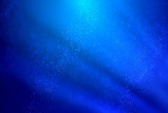 ircular particles dots