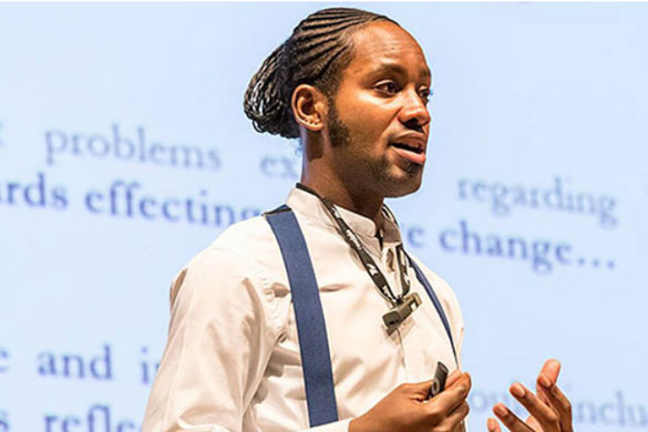 Black History Month Talk